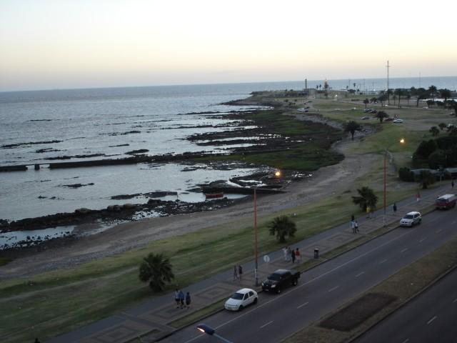 Montevideo's beach