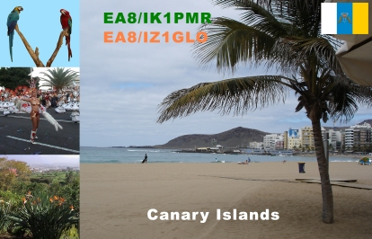 EA8/IK1PMR Canary Islands
